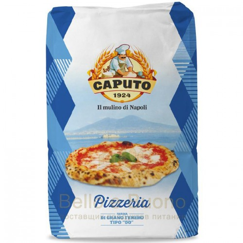 """Мука мягких сортов пшеницы для Пиццы """"00"""" 25 кг Antimo Caputo"""