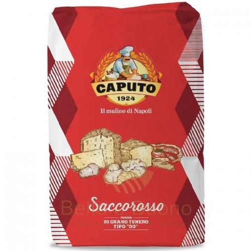 """Мука мягких сортов пшеницы Саккороссо """"00"""" 25 кг Antimo Caputo"""
