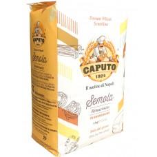 Мука твердых сортов пшеницы Семола 1 кг