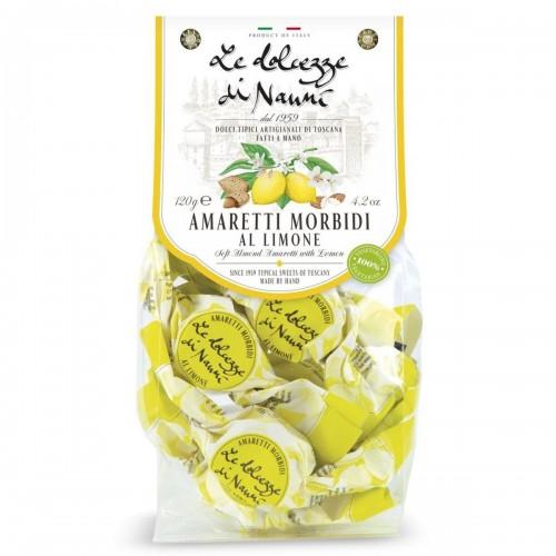 Амаретти мягкие с Лимоном 120 г Le Dolcezze di Nanni