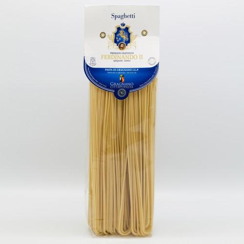 Паста Спагетти IGP Gragnano 500 г Ferdinando II