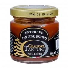 """Кетчуп с черным трюфелем """"Tartufo Estivo"""" 90 г"""