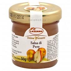"""Соус фруктовый из груши """"Salsa di pere"""" 50 г"""