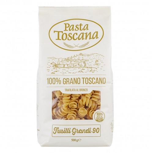 Паста Фузилли Гранди 500 г Pasta Toscana