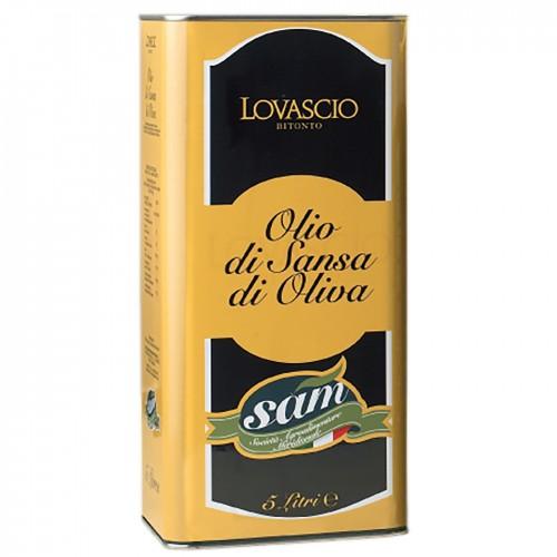 Оливковое масло санса 5 л Lovascio, SAM